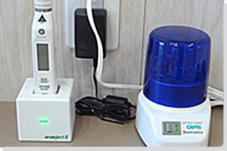 電動麻酔注射器/麻酔液保温器